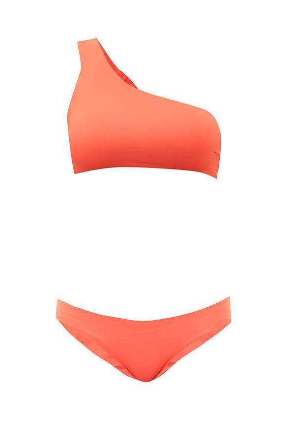 "Bikini by Haight, $241 at [MATCHESFASHION.COM](https://www.matchesfashion.com/au/products/Haight-Carol-one-shoulder-bikini-1283957|target=""_blank""|rel=""nofollow"")"