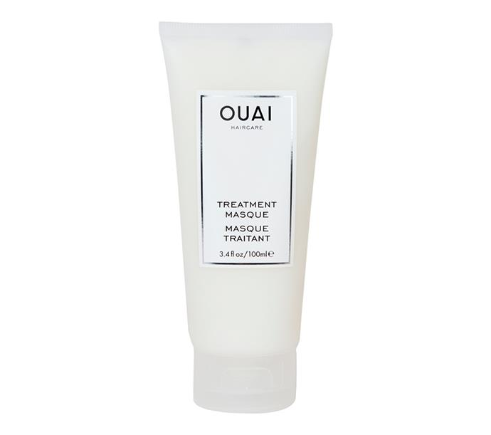 """[Treatment masque by Ouai, $50 at Sephora](https://www.sephora.com.au/products/ouai-treatment-masque/v/100ml target=""""_blank"""" rel=""""nofollow"""")"""