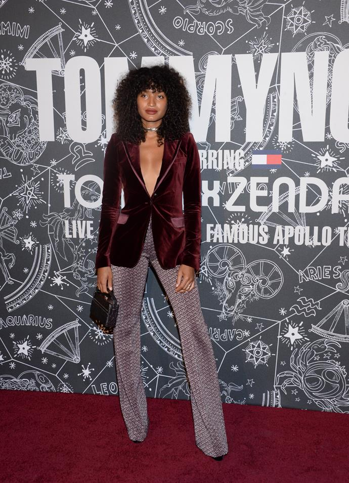 "**There was an exceptional guest list**<br><br>  [Transgender model](https://www.harpersbazaar.com.au/fashion/transgender-models-19248|target=""_blank""