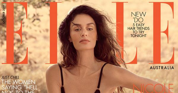 ELLE Australia: Buy October 2019 Issue For A Chance To Win   ELLE Australia