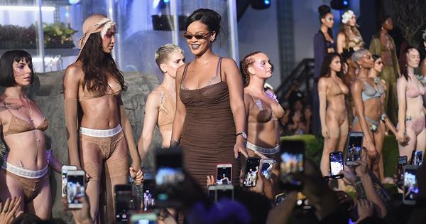Rihanna's Savage x Fenty Show: Where To Watch   ELLE Australia