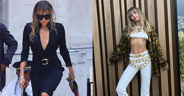 Miley Cyrus' Post Breakup Style Is, Of Course, On Point   ELLE Australia