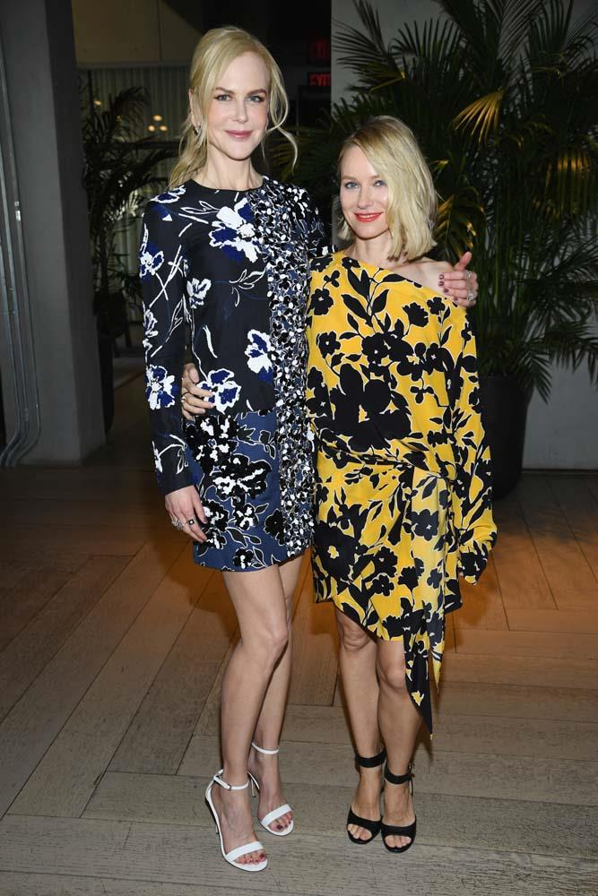 "***Nicole Kidman***<br><br> When 5'4"" Victoria Beckham met Nicole Kidman, she joked: ""Note to self—wear higher heels when meeting Nicole Kidman."" Which isn't a bad idea considering Nicole is just shy of six-foot at 5'11""."