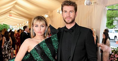 Liam Hemsworth Was 'Blindsided' By Miley Cyrus Announcing Their Breakup | ELLE Australia