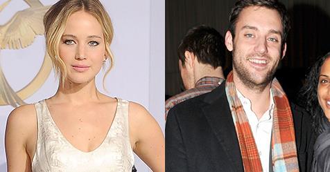 Did Jennifer Lawrence And Cooke Maroney Just Get Married?   ELLE Australia