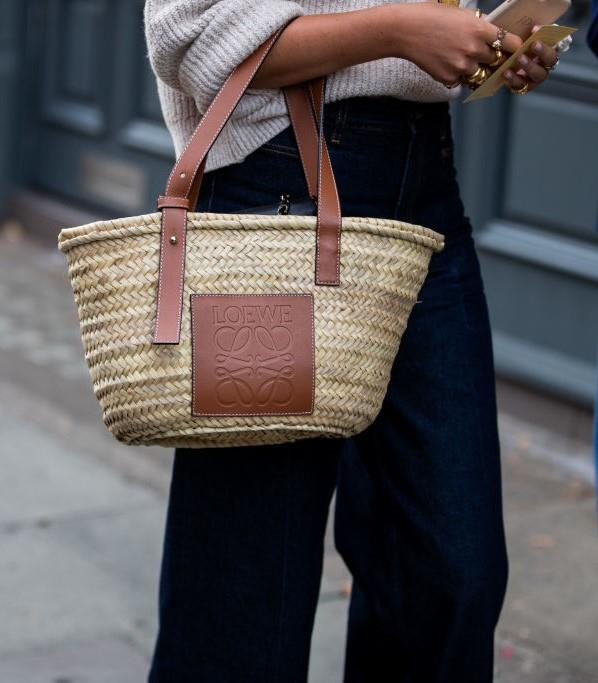 **Loewe** <br><br> Loewe's iconic basket bags have long been a sound sartorial decision, but it turns out they're a smart financial decision too. The Spanish brand's resale rate on Vestiaire has grown by more than 50% in 2019.