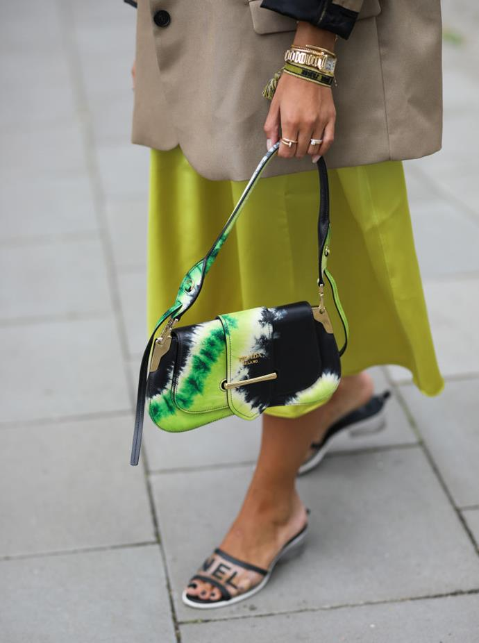 **Prada** <br><br> This reliable favourite continues to deliver value on everything from its bum bags to its jewellery. In particular, Prada handbags have seen an increase of 28% in 2019 (compared to 2018) on Vestiaire.