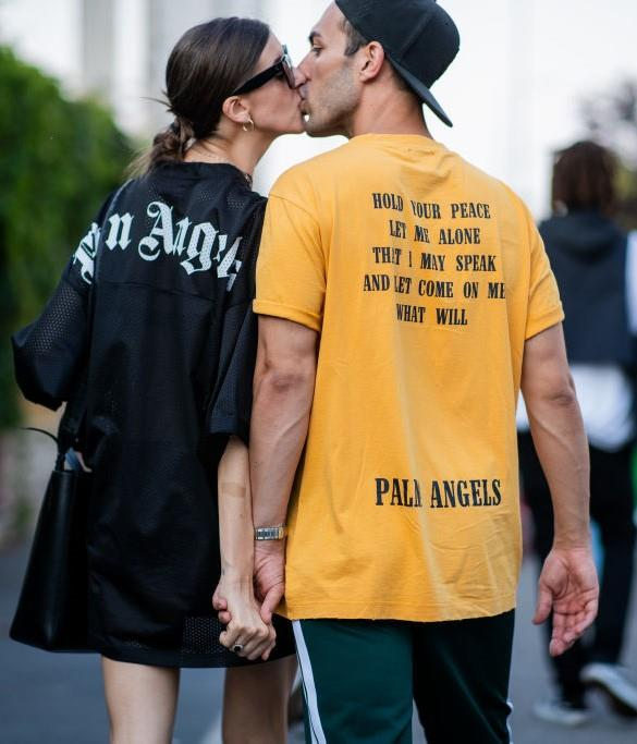 **Palm Angels** <br><br> This up-and-coming unisex streetwear brand has seen an almost 200% rise in resales since the end of 2018, with women's jackets the most rewarding investment.