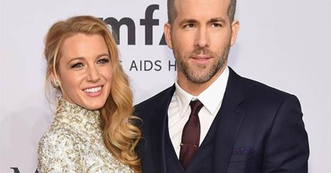 Blake Lively Leaves A Thirsty Comment For Ryan Reynolds | ELLE Australia