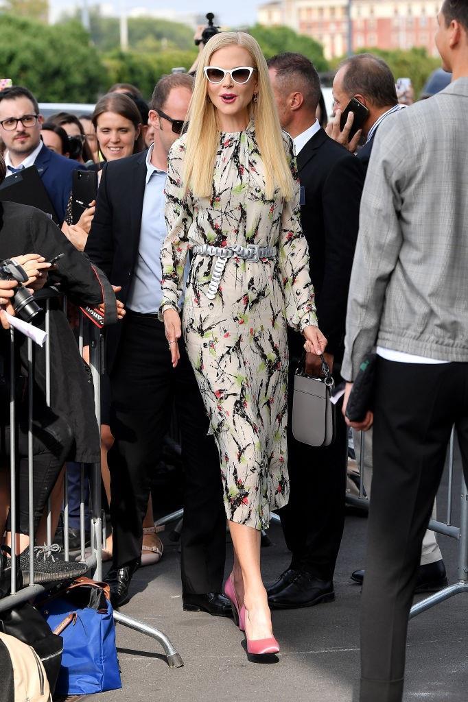 Nicole Kidman at Prada.