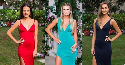 9 Times Girls On 'The Bachelor' Australia Wore The Same Dress | ELLE Australia