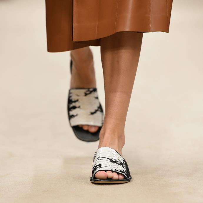 Shoes at Tod's spring/summer '20.
