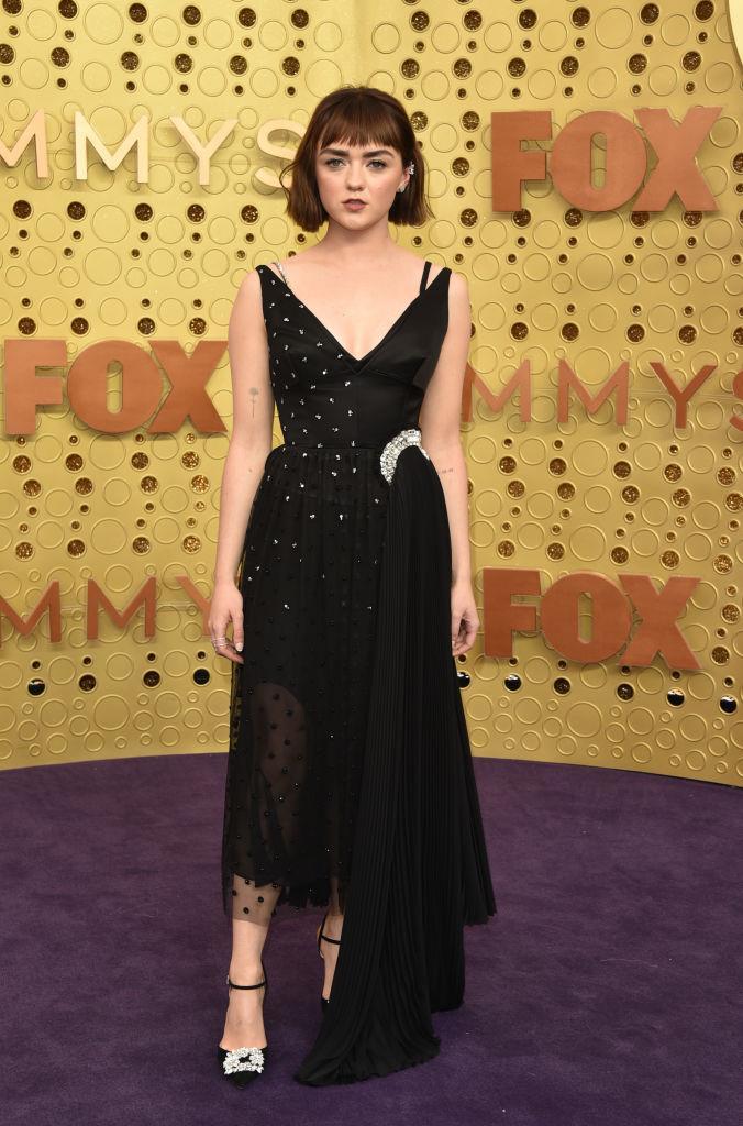 Maisie Williams.