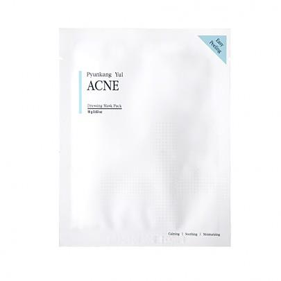 "**Pyunkang Yul Acne Dressing Mask Pack, $4 from [Nudie Glow](https://nudieglow.com/collections/sheet-masks/products/pyunkang-yul-acne-dressing-mask-pack|target=""_blank""