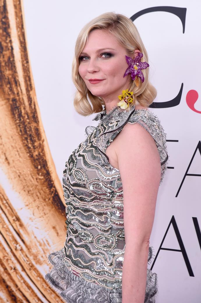 "**Kirsten Dunst condemns an ""ignorant"" comment**<br><br> After being described as being ""best known for her role as Spider-Man's girlfriend"" by Reuters when she got her Hollywood Walk of Fame star, Kirsten Dunst responded: ""Well you know… I don't really look at Twitter and stuff, so I'm not really a social media girl. But I was looking for the show and everything, and it felt like, you know, I read it too and was like 'Yeah, that's pretty s****y. So I was proud that my fans and everyone rallied around and supported me. <br><br> ""It was a very ignorant tweet, and it was probably done very carelessly by a man."""