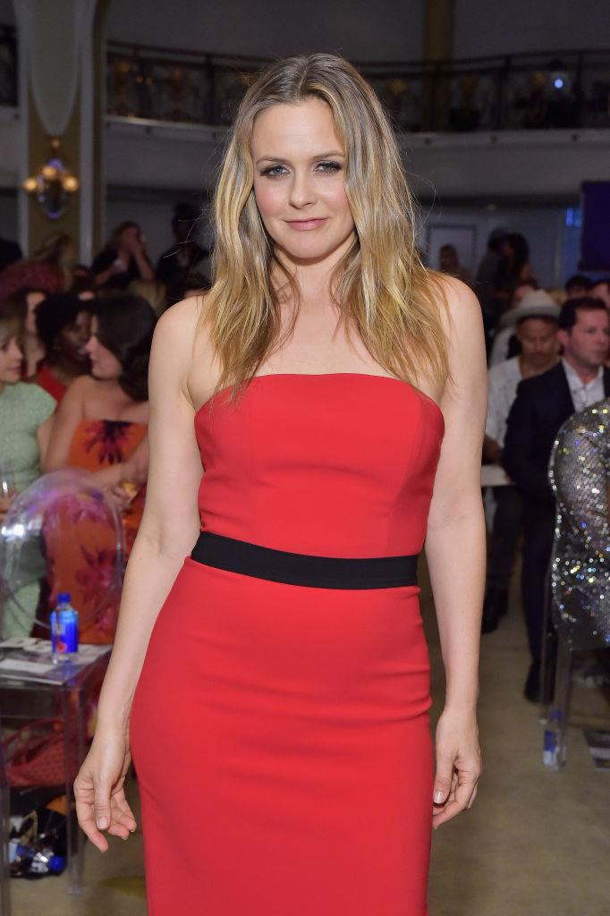 "**Alicia Silverstone**<br><br>  A vocal advocate for veganism and animal rights, *Clueless* star Alicia Silverstone has been vegan for years. She even wrote a book in 2011 called [*The Kind Diet*](https://thekindlife.com/books/|target=""_blank""