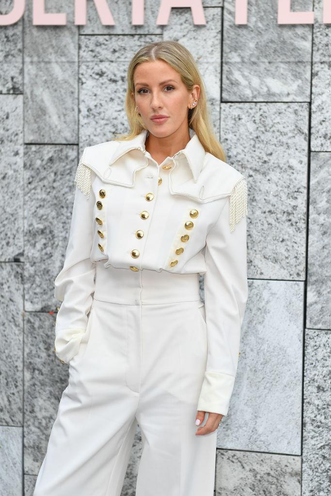 "**Ellie Goulding**<br><br>  Pop singer [Ellie Goulding](https://www.elle.com.au/wedding/ellie-goulding-third-fourth-wedding-dresses-21186|target=""_blank"") announced her decision to go from vegetarian to vegan in January 2018.<br><br>  ""I'm trying to be a full vegan, I've been a vegetarian for six years,"" she told [*The Cut*](https://www.thecut.com/2018/01/ellie-goulding-diet-routine-workout-wellness-interview.html