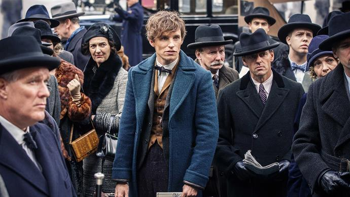 ***Fantastic Beasts and Where To Find Them*** **(28/10/2019)**<br><br>  The adventures of writer Newt Scamander in New York's secret community of witches and wizards seventy years before Harry Potter reads his book in school.