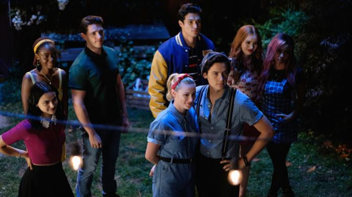 ***Riverdale*** **season four** **(10/10/2019)**<br><br>  Dark teen series *Riverdale* returns for its fourth season, kicking off with Archie and the gang preparing for their senior year.