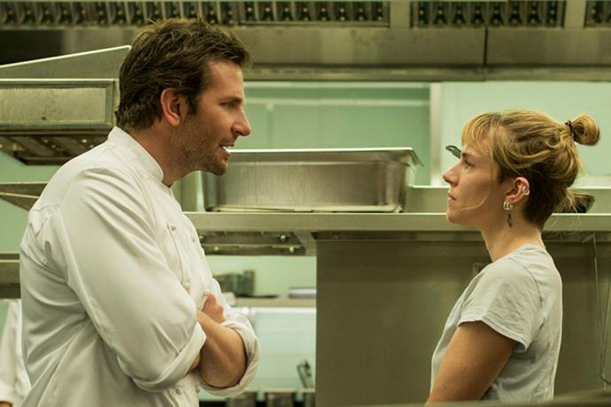 ***Burnt*** **(24/10/2019)**<br><br>  Adam Jones (Bradley Cooper) is a chef who destroyed his career with drugs and diva behaviour. He cleans up and returns to London, determined to redeem himself by spearheading a top restaurant that can gain three Michelin stars. Demanding perfection from his newly formed staff (Sienna Miller, Omar Sy), Jones gets a second chance to fulfill his dream.