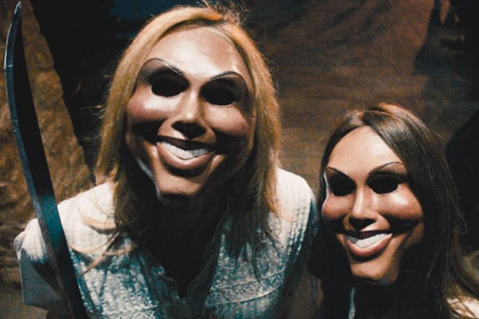 "***The Purge*** **(11/10/2019)**<br><br>  This [horror movie](https://www.elle.com.au/culture/netflix-australia-horror-movies-20060|target=""_blank"") tells the tale of a wealthy family held hostage for harboring the target of a murderous syndicate during the Purge, a 12-hour period in which any and all crime is legal."