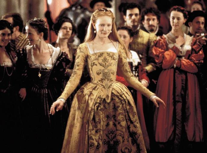 ***Elizabeth*** **(11/201/2019)**<br><br>  The early years of the reign of Elizabeth I of England (Cate Blanchett) and her difficult task of learning what is necessary to be a monarch.