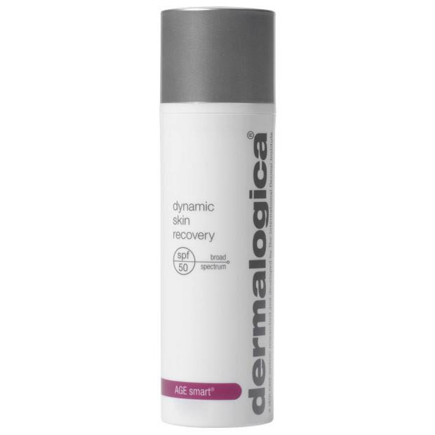"""**Dynamic Skin Recovery SPF 50+ by Dermalogica** <br><br> Despite being one of the costlier options, Dermalogica's frill-free approach to skincare has earned them a cult following, and their 'Dynamic Skin Recovery' facial sunscreen is a hole-in-one. <br><br> *$106 for 50mL at [MECCA](https://www.mecca.com.au/dermalogica/dynamic-skin-recovery-spf-50-50ml/I-027527.html