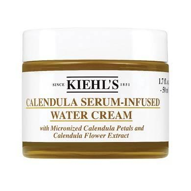 "**Calendula Serum-Infused Water Cream by Kiehl's, $65 from [MECCA](https://www.mecca.com.au/kiehls/calendula-water-cream/I-041366.html#q=kiehl's&start=1|target=""_blank""