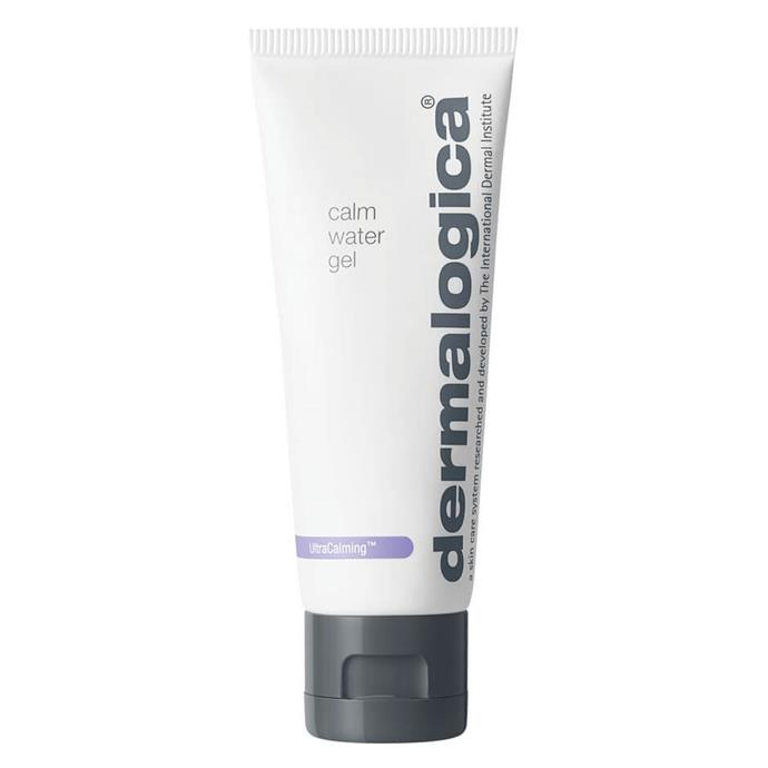 "**Calm Water Gel by Dermalogica, $73 from [MECCA](https://www.mecca.com.au/dermalogica/calm-water-gel/I-030902.html|target=""_blank""
