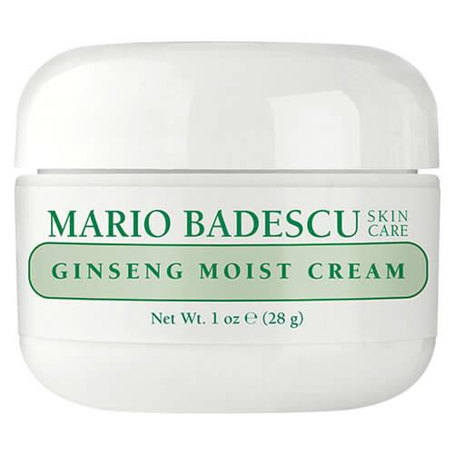"**Ginseng Moist Skin by Mario Badescu, $28 from [MECCA](https://www.mecca.com.au/mario-badescu/ginseng-moist-cream/I-028076.html|target=""_blank""