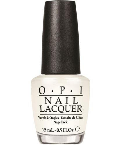 "**WHITE HOT**<br><br>  **'Funny Bunny' by OPI, $19.95 at [Myer](https://www.myer.com.au/p/funny-bunny-132226480-132227560|target=""_blank""