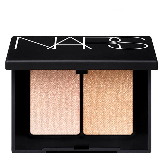 "**Eyeshadow Duo by Nars** <br><br> Though it only features two shades, Nars' cult duo eyeshadow palette is available in a variety of different colour combinations, and remains rich and creamy while staying in place for long periods of time. <br><br> *$54, available at [MECCA](https://www.mecca.com.au/nars/eyeshadow-duo/V-033331.html?cgpath=makeup-eyes-eyeshadow|target=""_blank""