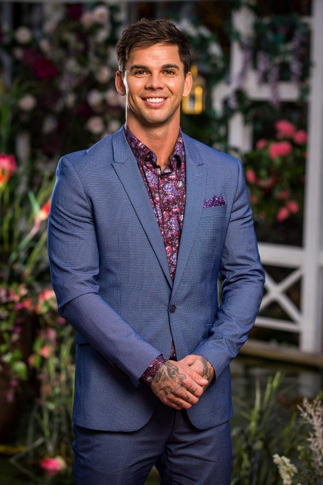 """***Matt***<br><br>  **Age:** 27<br> **Occupation:** BMX stunt rider<br> **From:** QLD<br><br>  While Matt [admits](https://10daily.com.au/entertainment/tv/a191003cjqxa/the-bachelorette-australia-2019-meet-the-bachelors-20191005