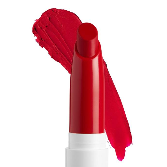 "**Try this instead:** Lippie stix, $6 at [ColourPop](https://colourpop.com/products/jam-sesh|target=""_blank""