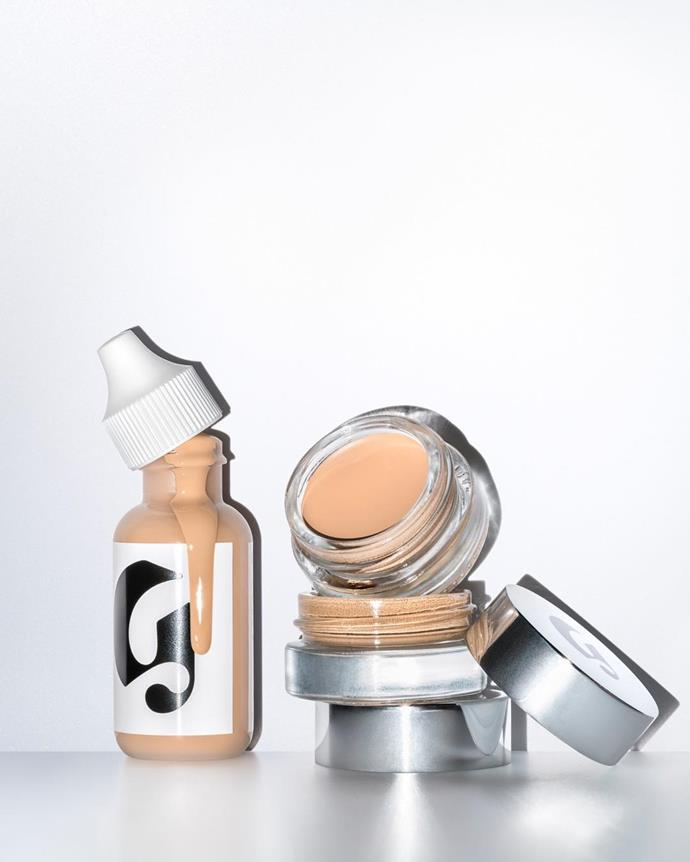 **If you want to try:** Glossier Stretch Concealer