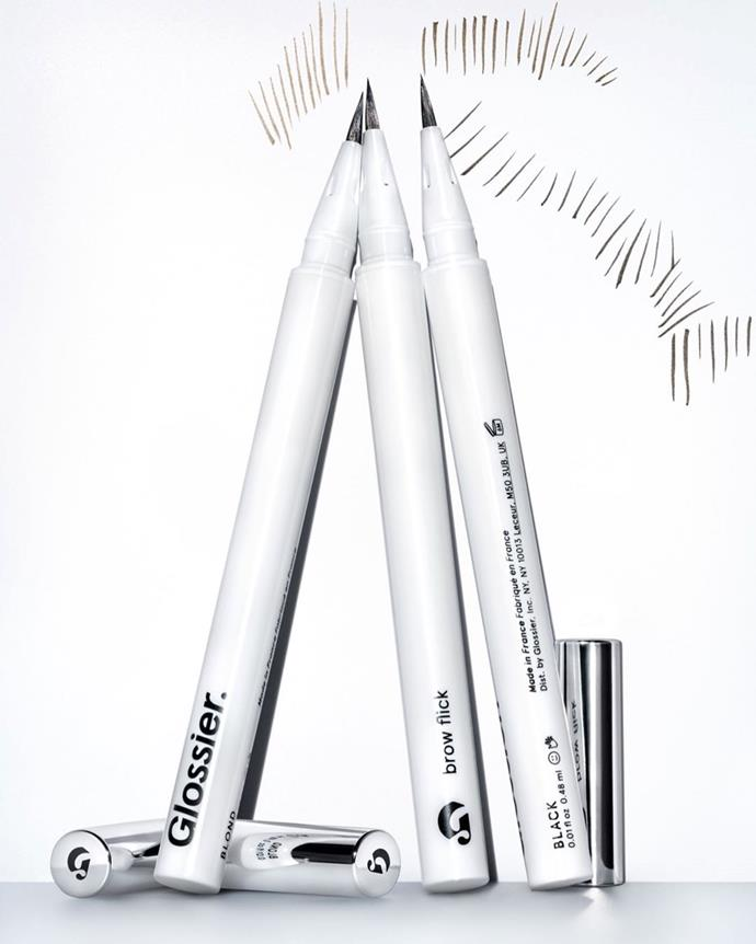**If you want to try:** Glossier Brow Flick