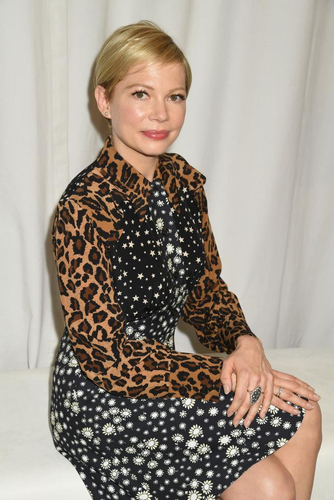 """**Michelle Williams:** Oscar nominee Michelle Williams split from her husband of less than a year, musician Phil Elverum, in April 2019. The split was [reportedly](https://people.com/movies/michelle-williams-husband-phil-elverum-split/