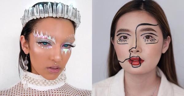 Cougar Halloween Makeup.13 Easy Halloween Makeup Ideas Tutorials Elle Australia