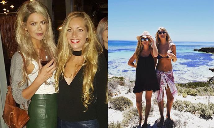"**Megan Marx and Tiffany Scanlon** <br><br> Marx and Scanlon met during Richie Strahan's season of *The Bachelor* in 2016, and ended up forming their own relationship after leaving the show. After making waves for being the first same-sex couple to find love on *The Bachelor*, they split in mid-2017, with [Marx](http://thefix.nine.com.au/2017/08/22/17/37/megan-marx-bachelor-dating-marriage-equality|target=""_blank""