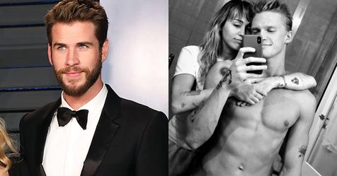 How Liam Hemsworth Feels About Miley Cyrus' Relationship With Cody Simpson   ELLE Australia