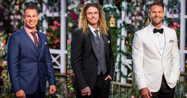Bachelorette Australia 2019 Winner: The Top Pick   ELLE Australia