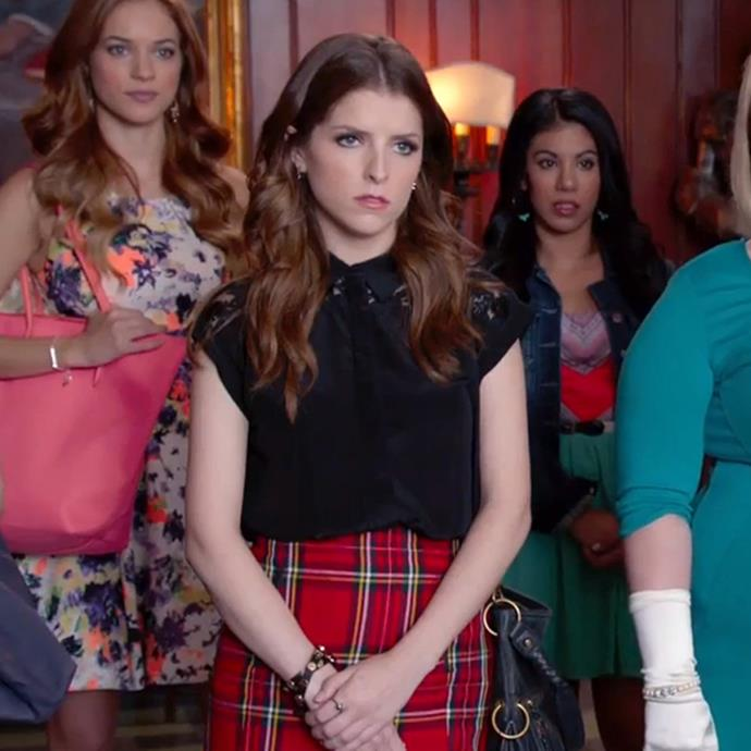***Pitch Perfect*** <br><br> The original and the best, this hilarious pseudo-musical sees sarcastic Beca (Anna Kendrick) reluctantly join an all-female a cappella group in order to connect with her peers.