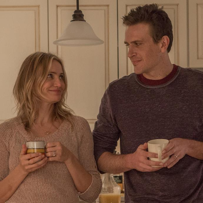 ***Sex Tape*** <br><br> In an effort to reignite their spark, married couple Annie (Cameron Diaz) and Jay (Jason Segel) make a sex tape. However, disaster strikes when they discover their tape has gone missing... only to end up online, where it's gone viral.