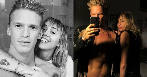 Did Miley Cyrus And Cody Simpson Move In Together? | ELLE Australia