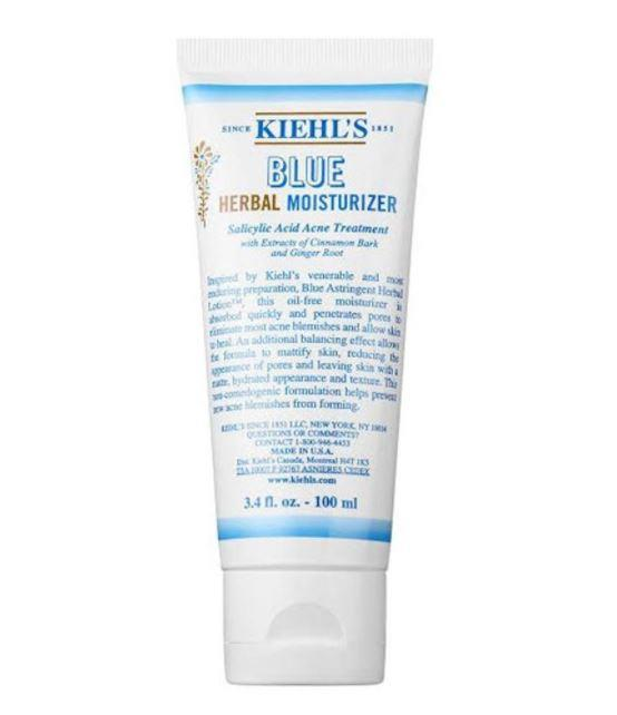 "**Blue Herbal Moisturiser by Kiehl's, $44 from [Kiehl's](https://www.kiehls.com.au/blue-herbal-moisturizer/542.html|target=""_blank""
