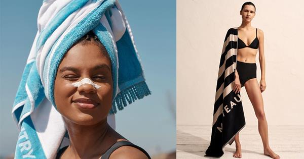 The Best Beach Towels To Shop In For Summer 2019 | ELLE Australia