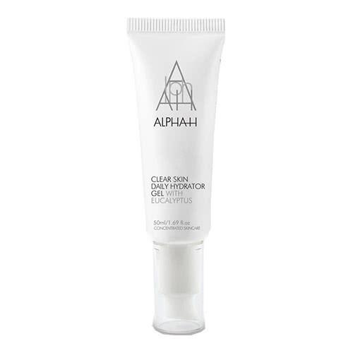 "**Clear Skin Daily Hydrator Gel 50ml by Alpha-H, $29.95 from [Adore Beauty](https://www.adorebeauty.com.au/alpha-h/alpha-h-clear-skin-daily-hydrator-gel.html|target=""_blank""