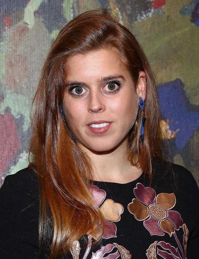 "**Princess Beatrice of York** <br><br> Princess Beatrice's undercover Instagram was accidentally unveiled by supermodel [Karlie Kloss](https://www.elle.com.au/celebrity/princess-beatrice-instagram-karlie-kloss-18112|target=""_blank""), who tagged the account, [@beayork](https://www.instagram.com/beayork/