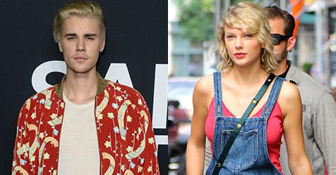 "Justin Bieber Says He And Taylor Swift Are ""Always Homies\"" 