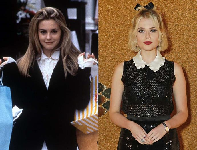 "**Lucy Boynton as Cher Horowitz**<br><br>  This might be a tad controversial, but if we're going to take Cher out of the '90s and make her the cool, edgy girl of today, we have no choice but to give the role to [*The Politician*](https://www.elle.com.au/culture/the-politician-netflix-season-2-21344|target=""_blank"") star (and our personal muse) Lucy Boynton."